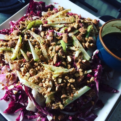 Radicchio-Salad