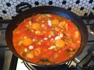 Eggs-tomato-zucchini-sugo-7