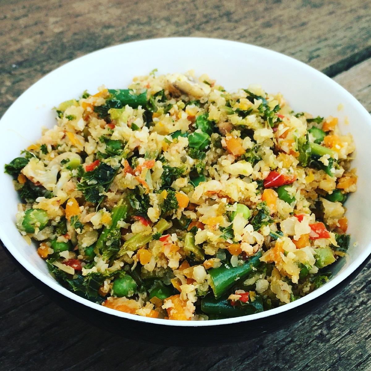 The Kitchen Cauliflower Rice Recipe