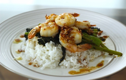 simple-oyster-chinese-broccoli-prawns-rice-2