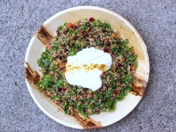 Loaded-Vegetarian-grain-salad